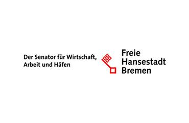 Der Senator für Wirtschaft, Arbeit und Häfen Logo