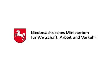 Niedersächsisches Ministerium für Wirtschaft, Arbeit und Verkehr Logo