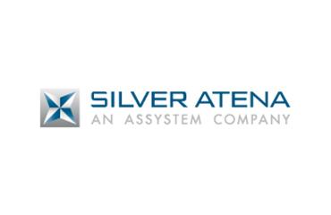 SILVER ATENA Logo
