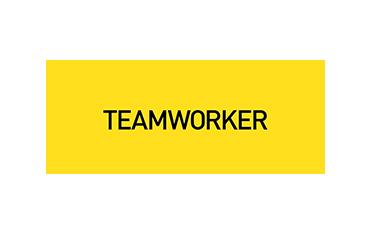 TEAMWORKER Personaldienst GmbH Logo