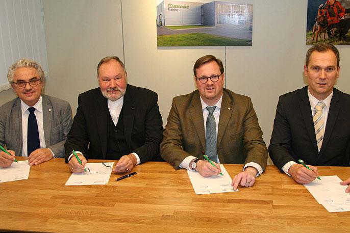 Regionale Automotive-Verbände vereinbaren engere Zusammenarbeit