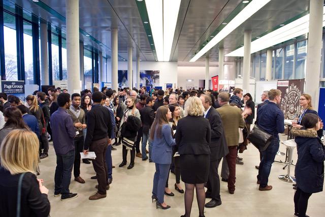 Jacobs Career Fair 2018: Kontaktbörse für Arbeitgeber und Top-Studierende aus aller Welt
