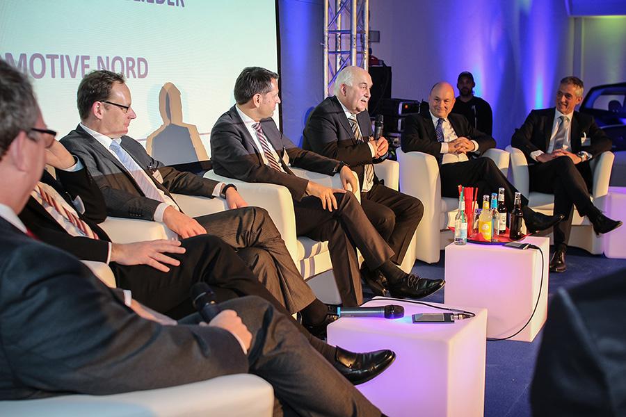 Herbstkonferenz von Automotive Nordwest: Leichtbau im Fokus