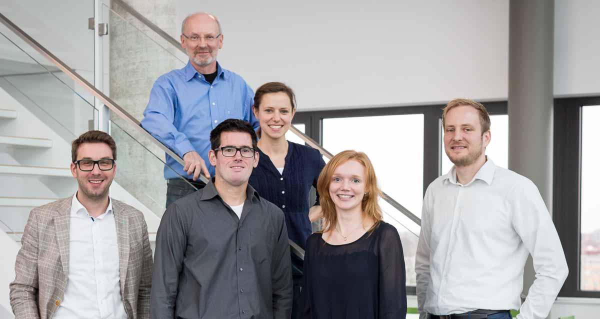 Teilnehmer des Projekts.