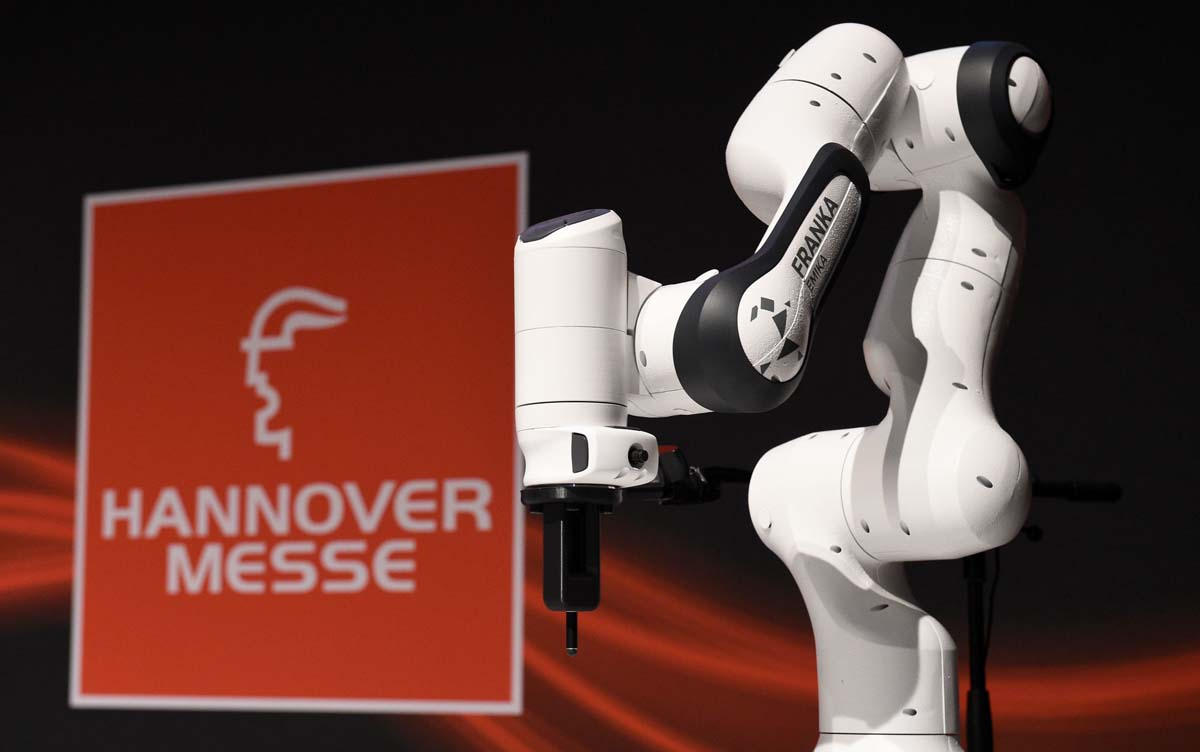 Internationale Kooperationsbörse bei der Hannover Messe