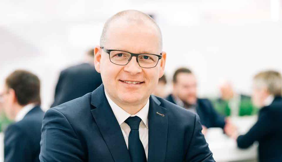 Waydo-Geschäftsführer Rainer Raddau