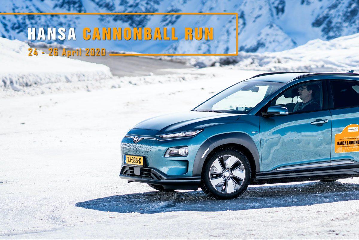 Hansa Cannonball Run 2020